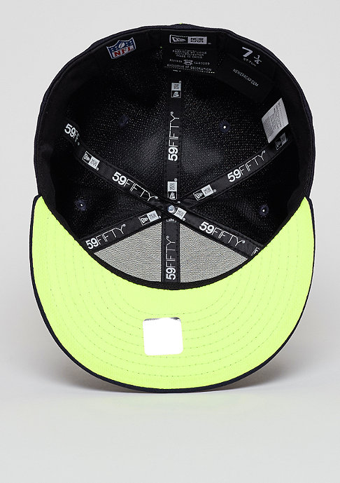 New Era Fitted Trainer NFL Seattle Seahawks official