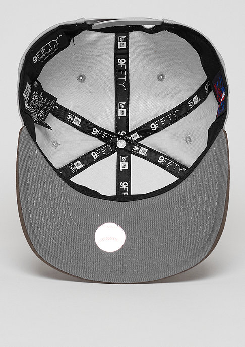 New Era Classic Rust MLB New York Yankees grey/graphite