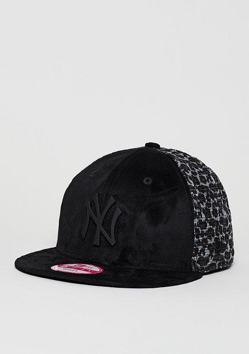 New Era Leo Mesh MLB New York Yankees black/leopard