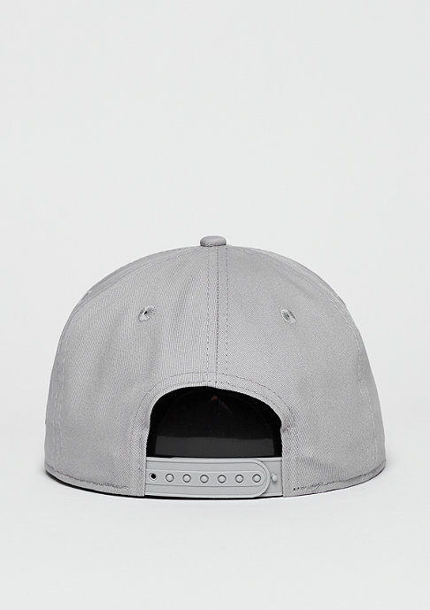 New Era Snapback-Cap Patched Prime grey/black