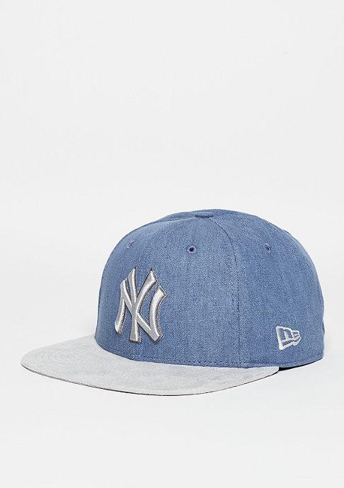 New Era Rust MLB New York Yankees light royal/grey