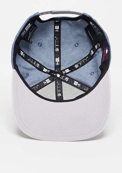 New Era Rust MLB New York Yankees light royal/grey