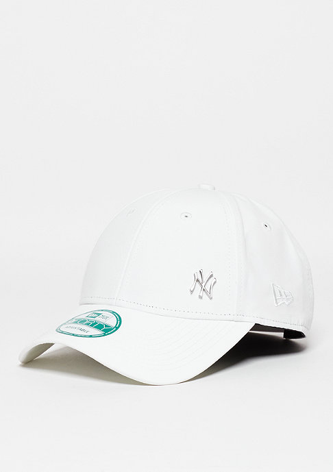 New Era Baseball-Cap 9Forty Flawless MLB New York Yankees optic white