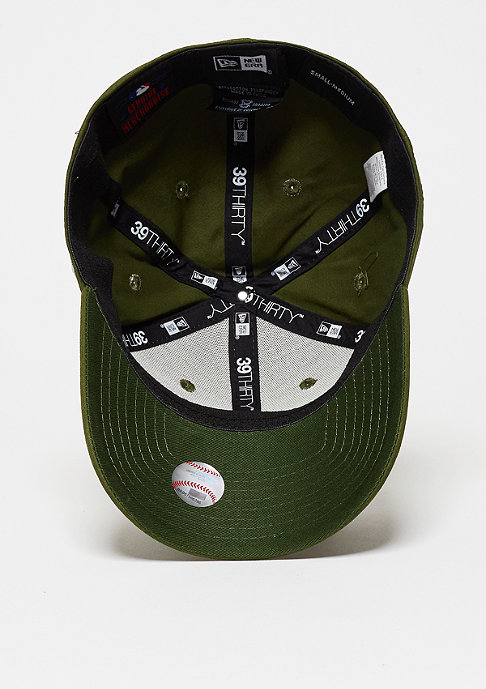 New Era 39Thirty League Essential MLB New York Yankees rifle green
