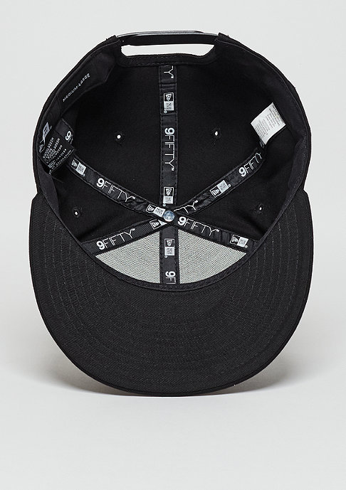 New Era Snapback-Cap Patched Tone black