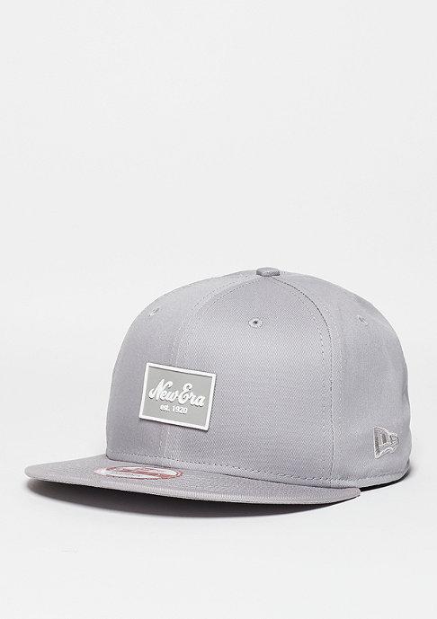New Era Snapback-Cap Patched Tone grey
