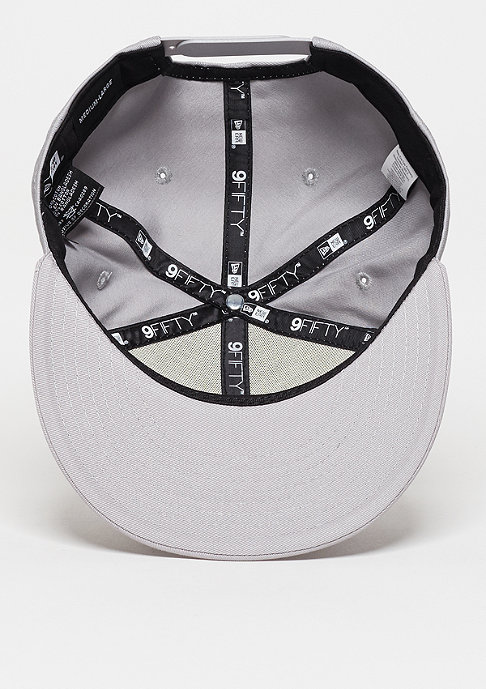 New Era Patched Tone grey
