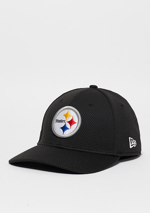 New Era Baseball-Cap 39Thirty Sideline Tech NFL Pittsburgh Steelers official
