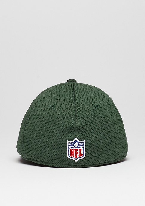 New Era 39Thirty Sideline Tech NFL Green Bay Packers official