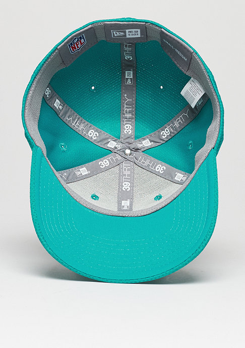 New Era Baseball-Cap 39Thirty Sideline Tech NFL Miami Dolphins official
