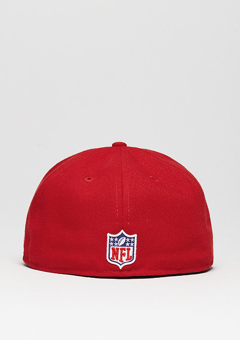 New Era 59Fifty Sideline NFL San Francisco 49ers official