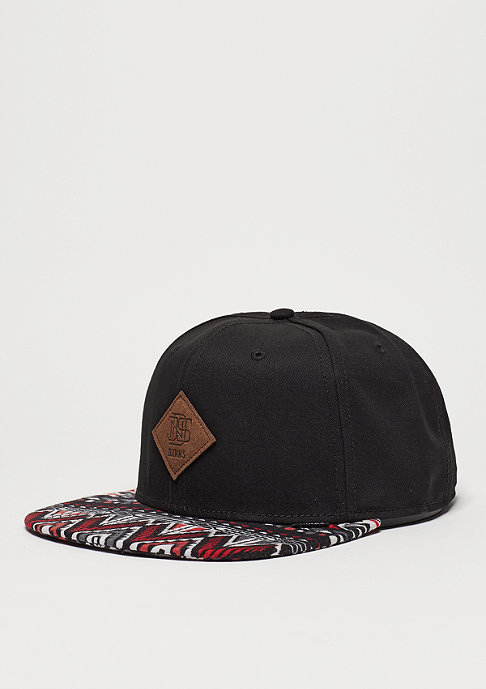 Djinn's 6P SB Jersey Azteck black