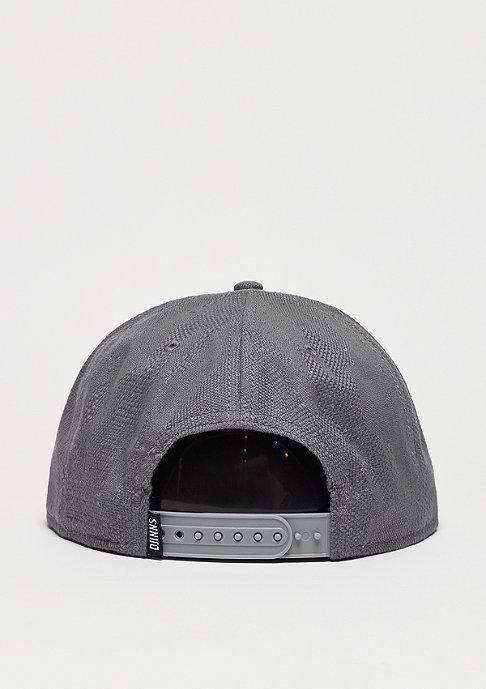 Djinn's Snapback-Cap 6P SB Soft Classic grey