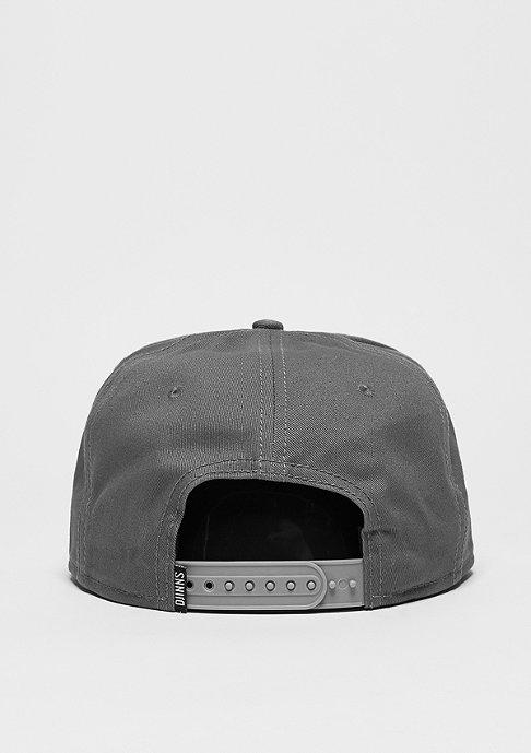 Djinn's Snapback-Cap 6P SB Squeeze II grey