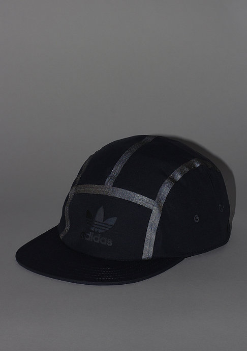 adidas 5-Panel-Cap utility blue F16/black