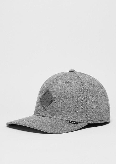 Djinn's Bseball-Cap 6P FCV Basic Beauty heather grey