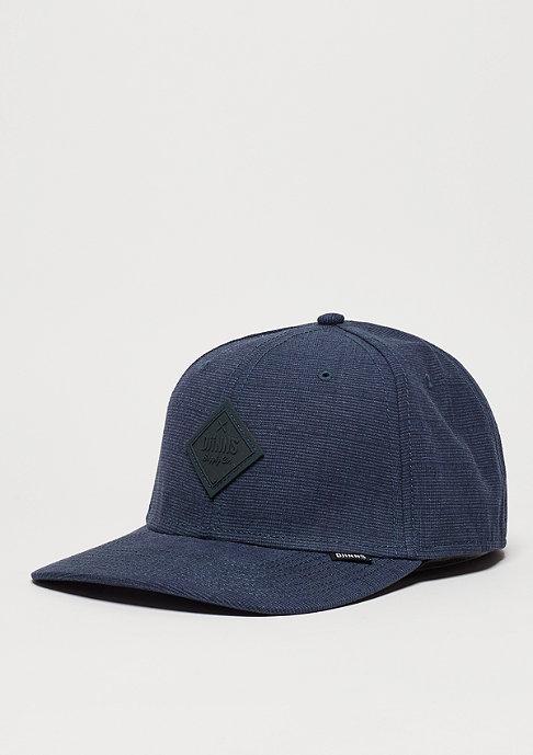 Djinn's Baseball-Cap 6P FCV Glencheck navy