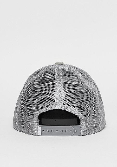 adidas Trefoil Trucker mgh solid grey/white