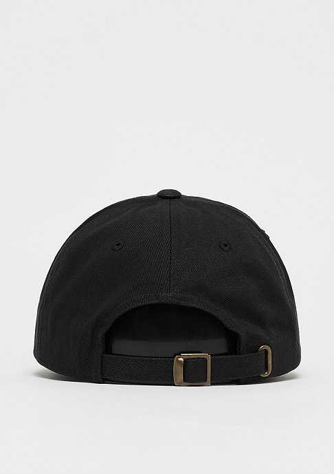 SNIPES Baseball-Cap Unstructured black/white