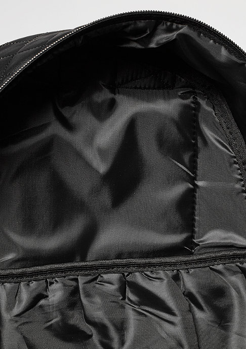 Urban Classics Diamond Quilt Leather Imitation black