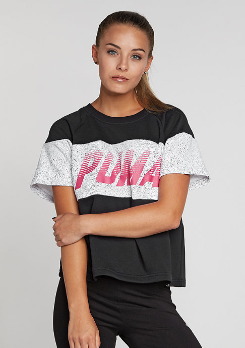 Puma Speed Font cotton black