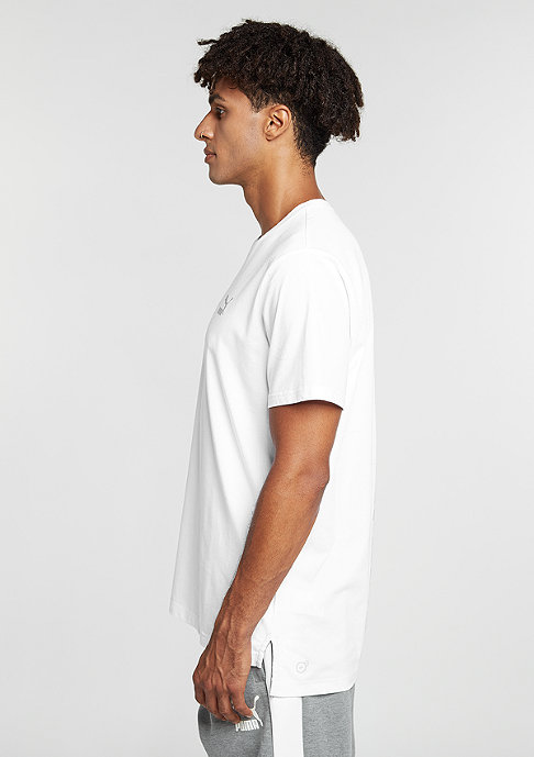 Puma T-Shirt Evo Core white