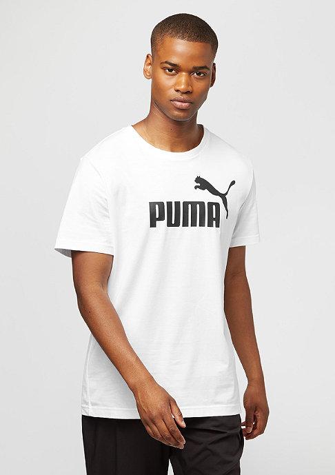 Puma ESS No. 1 Logo white