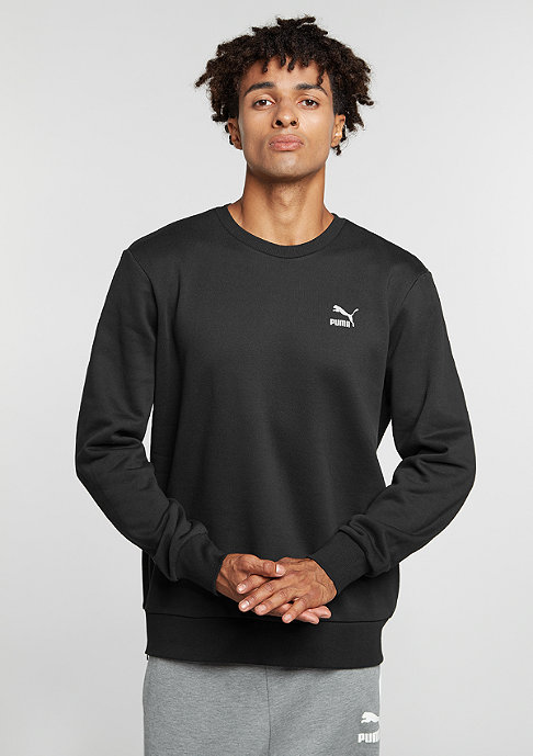 Puma Sweatshirt Evo Core cotton black