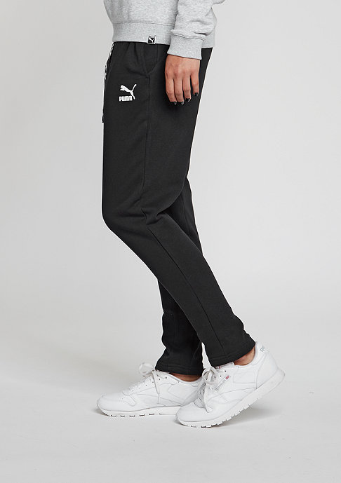 Puma Low Crotch cotton black