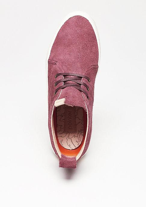 Pointer Schuh Alvar burgundy/pristine
