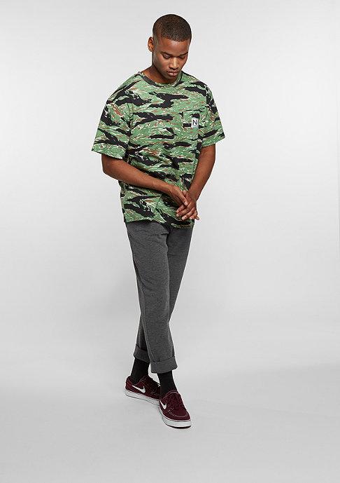 New Black T-Shirt Tiger wood