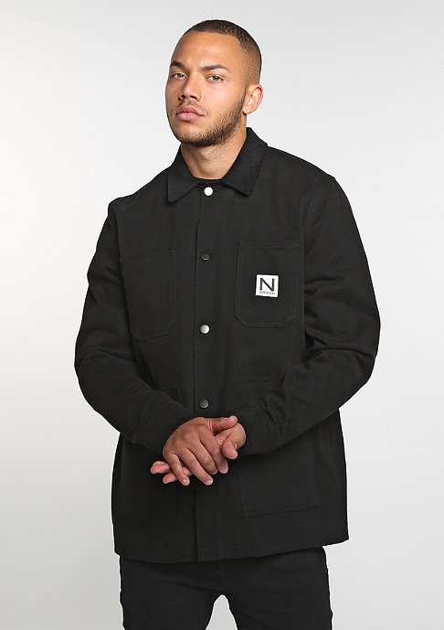 New Black Übergangsjacke Chore black