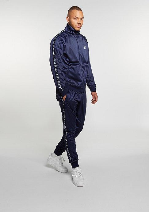 New Black Trainingsjacke Tony Tracksuit midnight blue
