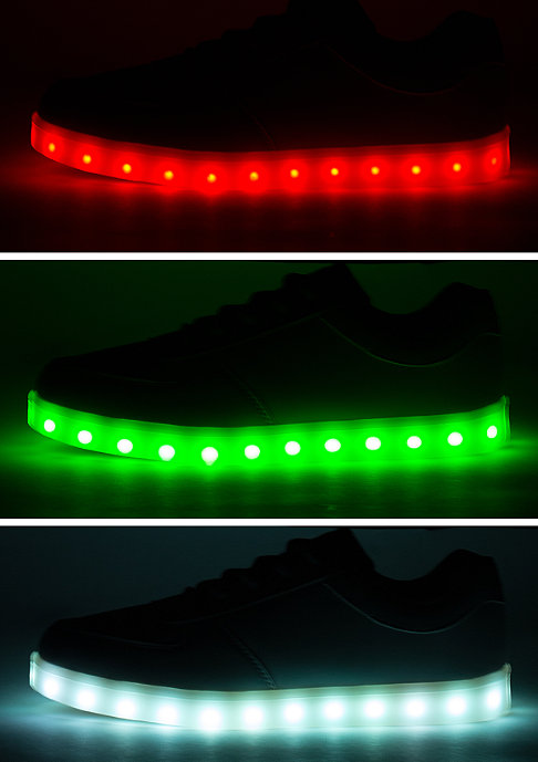 Wize & Ope LED Pop black