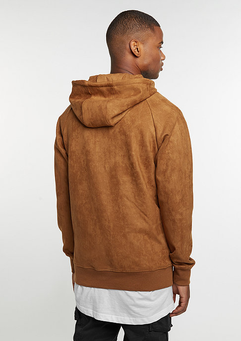 Urban Classics Imitation Suede toffee
