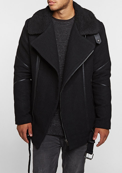 Black Kaviar DRMTM Coat Krest Black