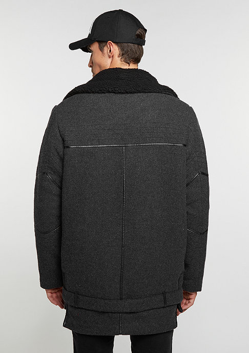 Black Kaviar DRMTM Coat Krest Dark Grey