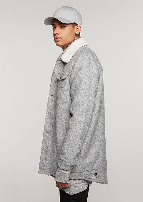 Black Kaviar Übergangsjacke Coat Kody Grey