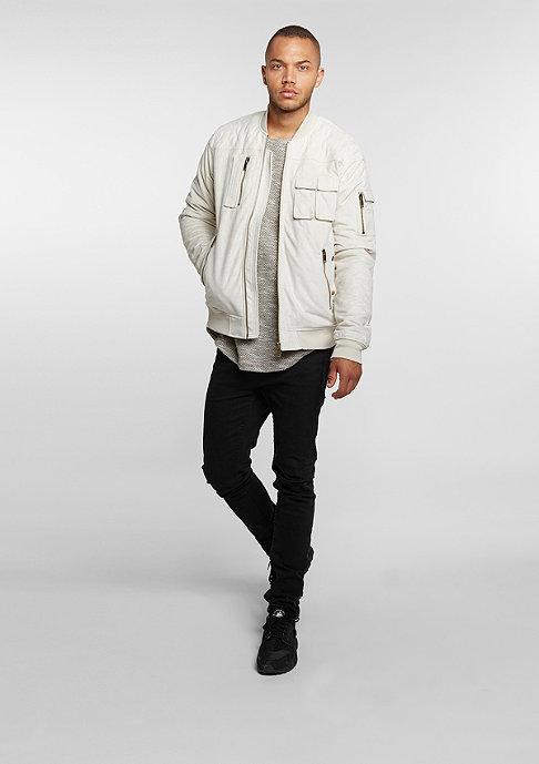 Black Kaviar Jacke Jacket Kombers Beige