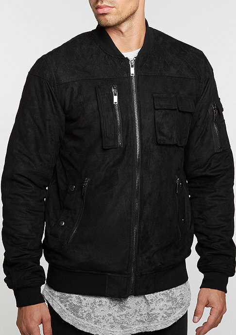 Black Kaviar BK Jacket Kombers Black