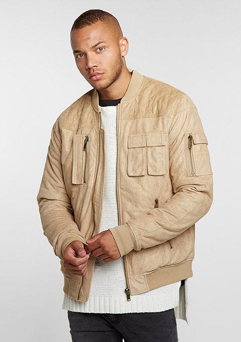 Black Kaviar Jacke Jacket Kombers Camel