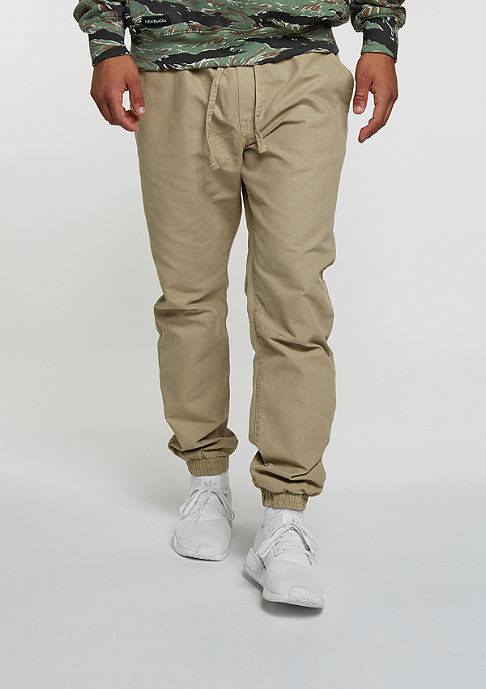 Urban Classics Washed Canvas sand