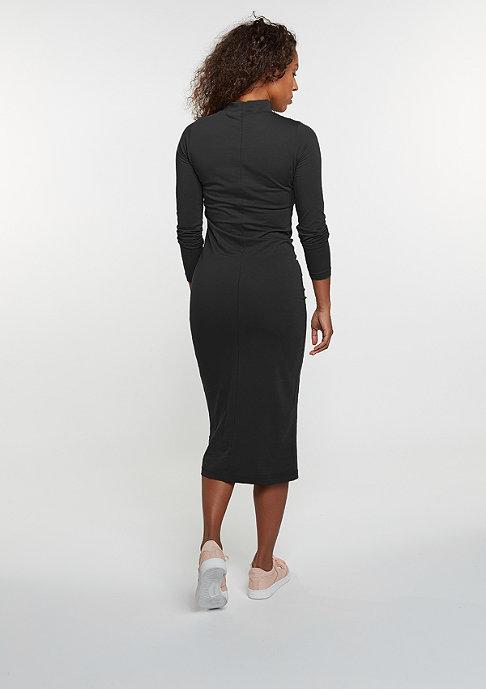Urban Classics Kleid Turtleneck black