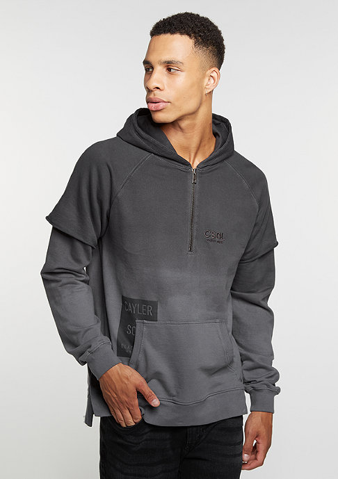 Cayler & Sons C&S BL Hoody JL washed grey/grey