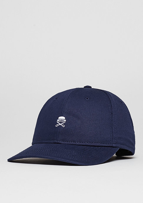 Cayler & Sons C&S WL CAP Birdie Curved navy/white