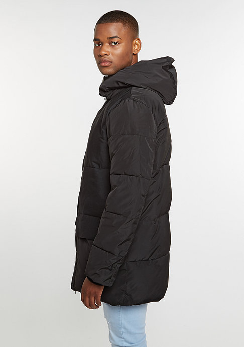 Urban Classics Winterjacke Heavy Long Bubble black