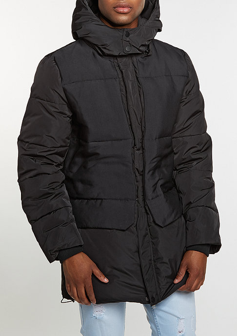 Urban Classics Heavy Long Bubble black