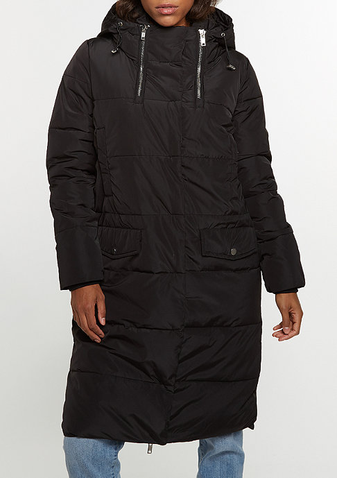 Urban Classics Bubble Coat black