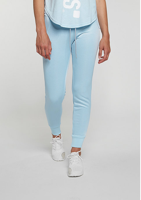 SNIPES Sweatpants SR light blue