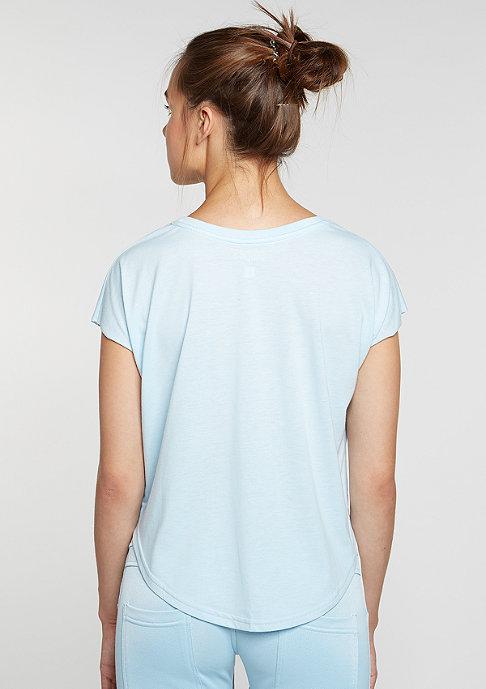 SNIPES Basic SR light blue